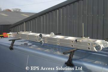 Roof Rack Ladder Clamps Ladders Bps Access Solutions