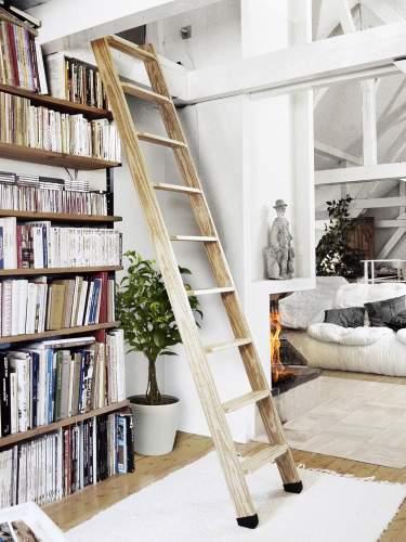 Detachable Mezzanine Ladder