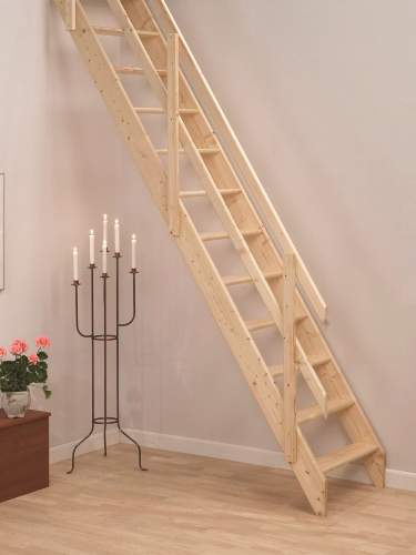 Incredible Deluxe Extra Wide Space Saving Staircase Camellatalisay Diy Chair Ideas Camellatalisaycom