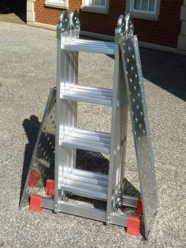 Multi Purpose Ladder Ladders Bps Access Solutions