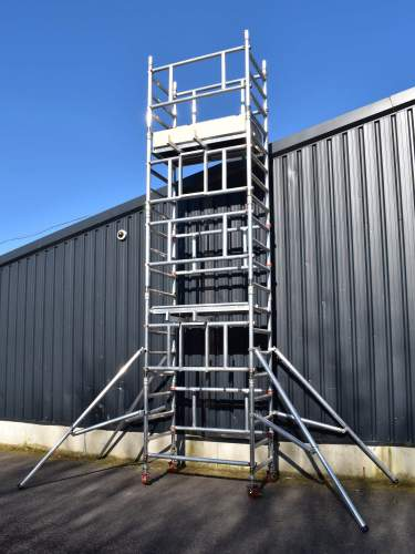 One Man Tower Scaffold Towers Bps Access Solutions