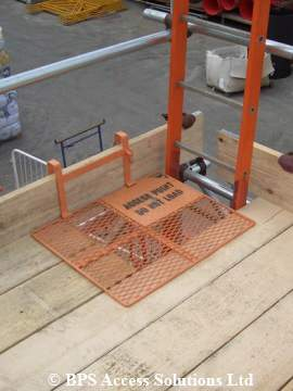 Scaffold Safety Hatch Trap Door Scaffolding Bps Access