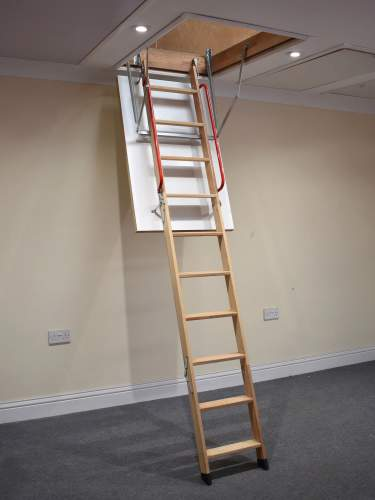 Wooden Loft Ladder Loft Ladders Bps Access Solutions