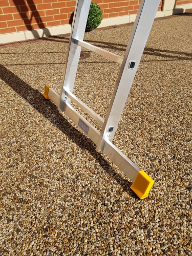 3 Section Combination Ladder Ladders Bps Access Solutions