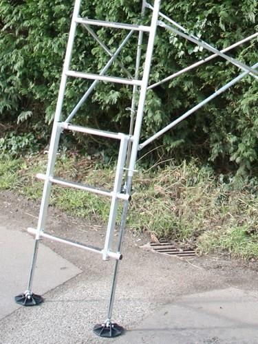 Hi Step Henchman Platform Ladder Ladders Bps Access
