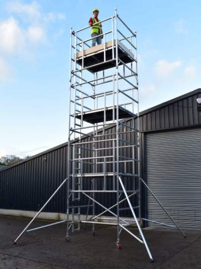 Industrial Scaffold Tower | Scaffold Towers | BPS Access