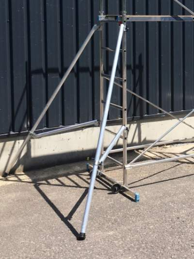 DIY Scaffold Tower Outriggers | Scaffold Towers | BPS Access