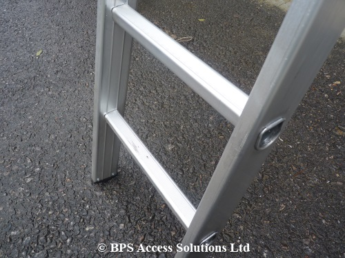 Industrial Single Section Pole Ladder Ladders Bps