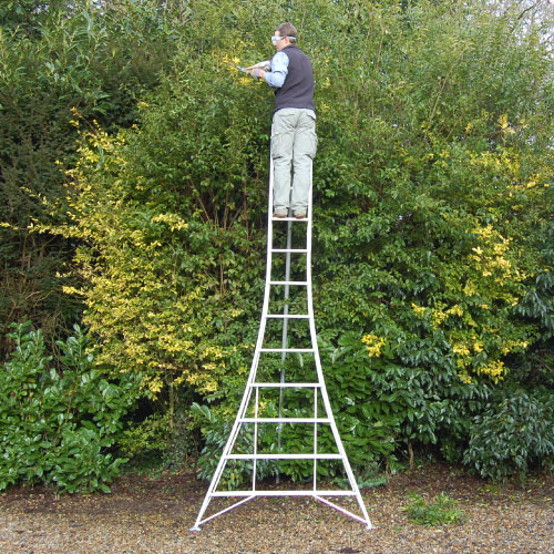 henchman 3 leg tripod ladder ladders bps access solutions. Black Bedroom Furniture Sets. Home Design Ideas