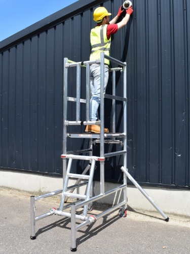 Podium Steps Ladders Bps Access Solutions