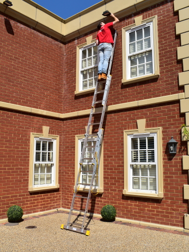 3 Section Stair Combination Ladder Ladders Bps Access