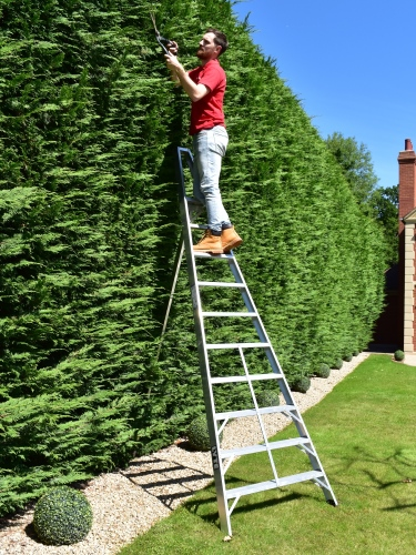 Tripod Gardening Ladder Ladders Bps Access Solutions