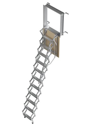 Vertical Wall Hatch Loft Ladder Loft Ladders Bps