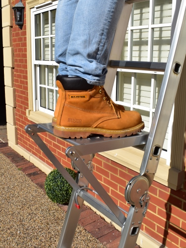 Step Platform Ladders Bps Access Solutions