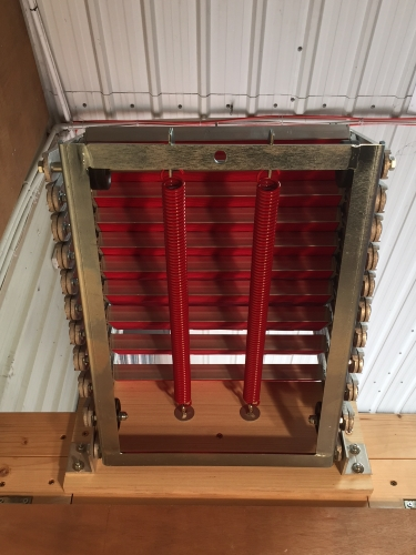Concertina Loft Ladders Floor To Ceiling Heights 9ft