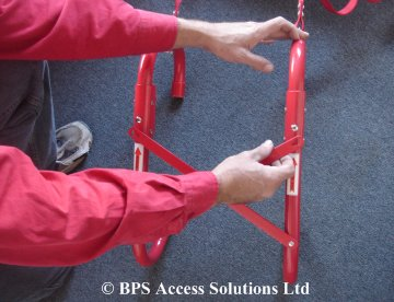 Escape Ladder Ladders Bps Access Solutions