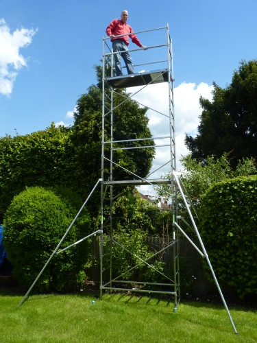Diy Scaffold Tower Scaffold Towers Bps Access Solutions