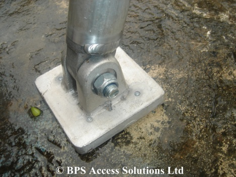 Industrial Scaffold Tower Scaffold Towers Bps Access