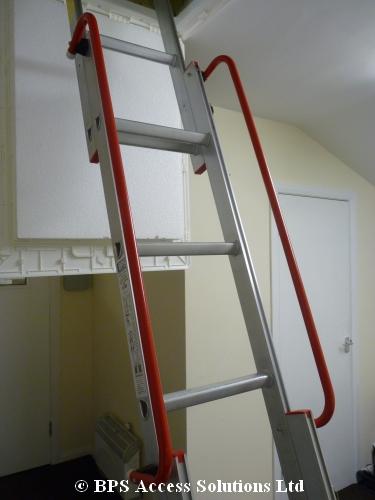 Sliding Loft Ladder Loft Ladders Bps Access Solutions