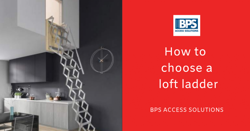 Loft Ladders, Wooden Loft Ladders and Loft Ladders with Handrails... Whats the difference?
