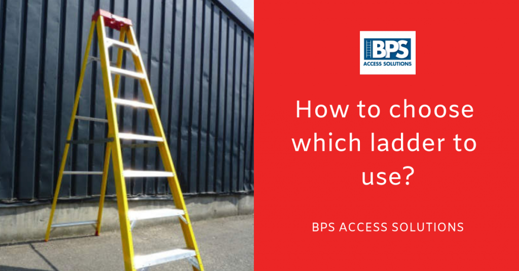 What Ladders Should You Get? Extending Ladders, Platform Ladders and Combination Ladders.