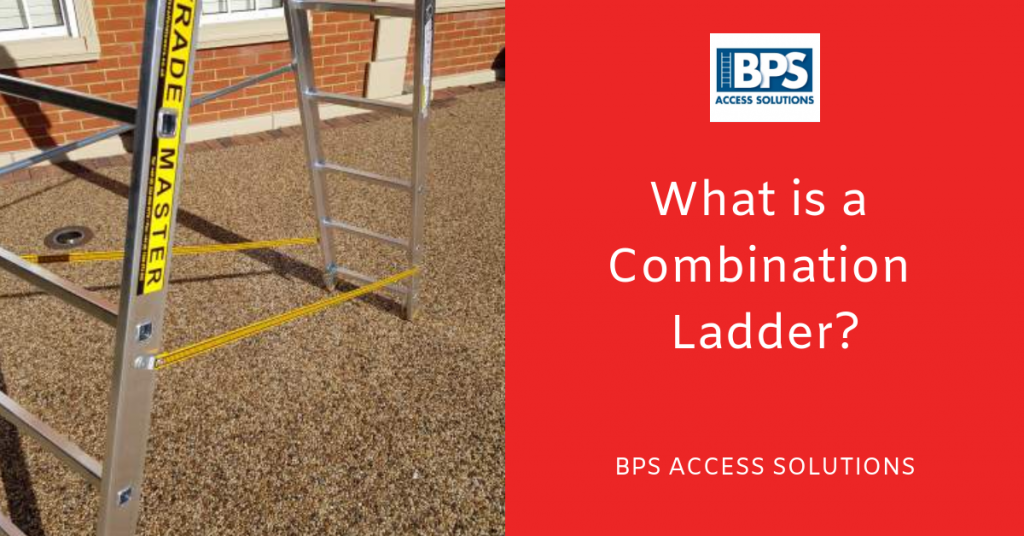 What is a Combination Ladders and Combination Ladders For Stairs