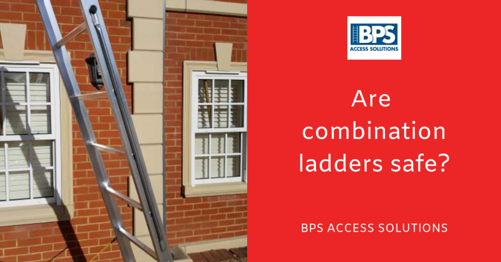 Are combination ladders safe