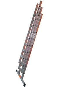 3 Section Industrial Extension Ladder
