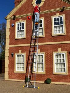 3-Section Trade Extension Ladder