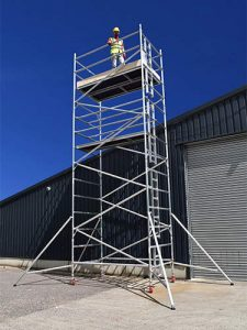 3T Industrial Scaffold Tower