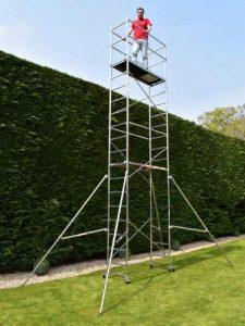 Premium Plus DIY Scaffold Tower