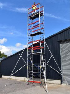 Trade Master Professional Scaffold Tower